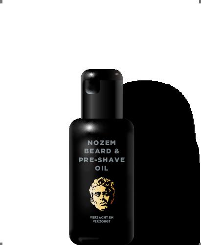 Beard-/Pre-shave Oil -