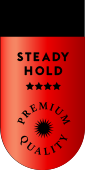 Label van Holy Grease - Steady Hold