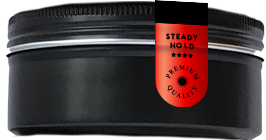 Zijkant van Holy Grease - Steady Hold