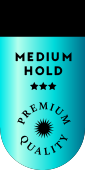 Label van Water Based - Medium Hold